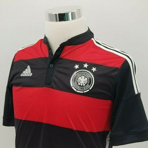 Germany 2014 World Cup Away Adidas Jersey